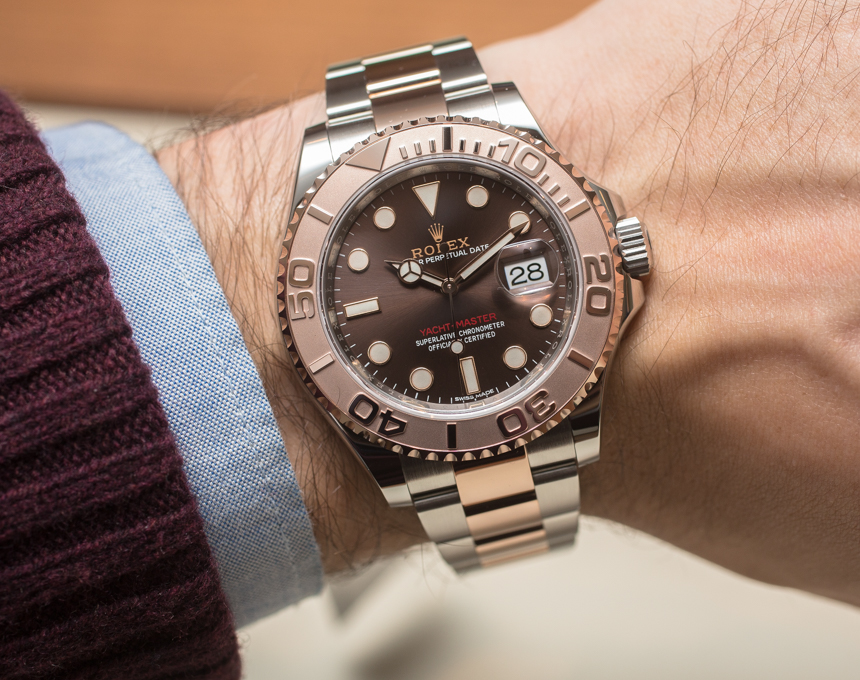 Rolex-Yachtmaster-