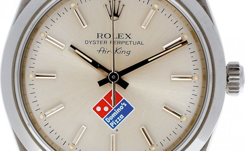 Replica Rolex Watches 5 logos that ruined perfectly good watches. Or did they?