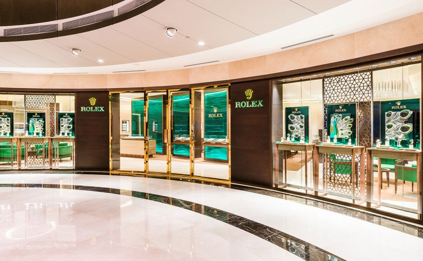 Cheap Replica Rolex Opens Expansive Boutique in Singapore Featuring Permanent Exhibition