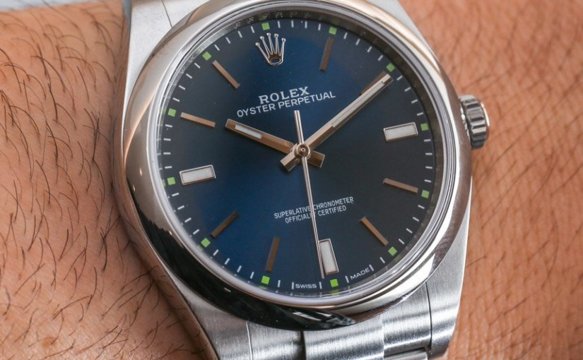 Cheap Replica Rolex Oyster Perpetual Watches New For 2015 Hands-On